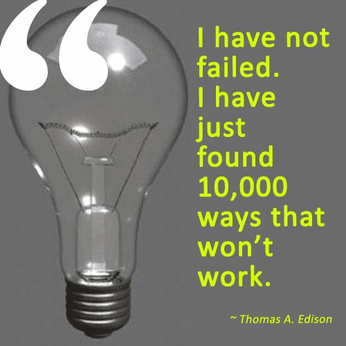 Edison-Failure-Quote