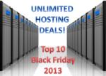 Top 10 Black Friday Web Hosting Deals