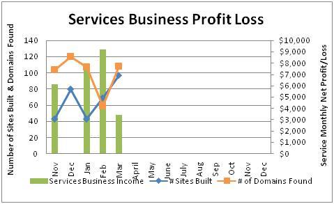 Service Business Profit Loss