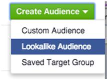 fb create audience