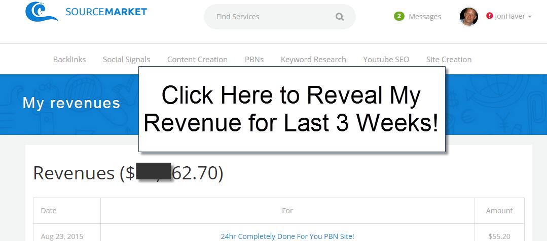 Revenue Numbers