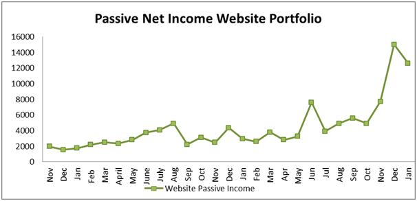 passive net income