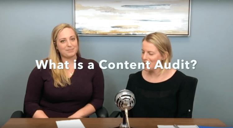 Content audit website