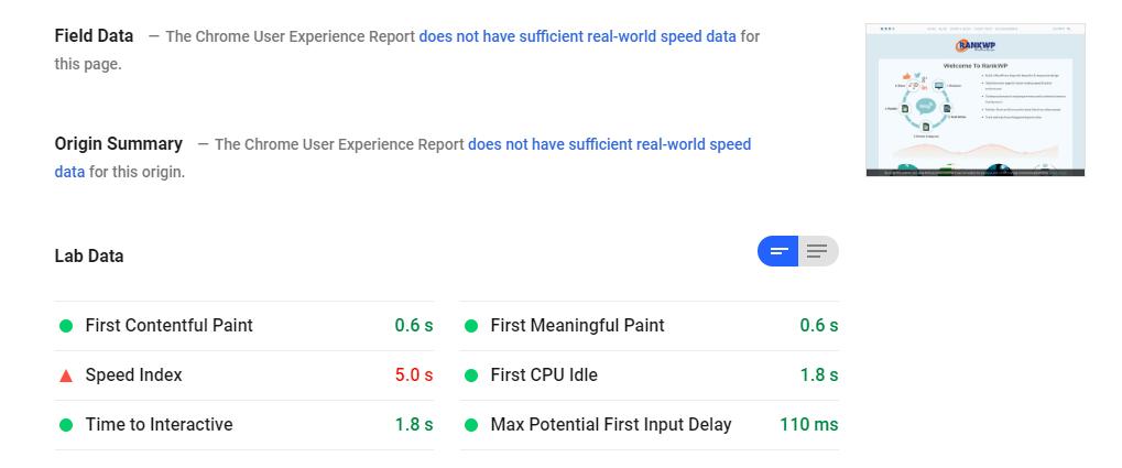 PageSpeed-Insightwebsite-checker-tool