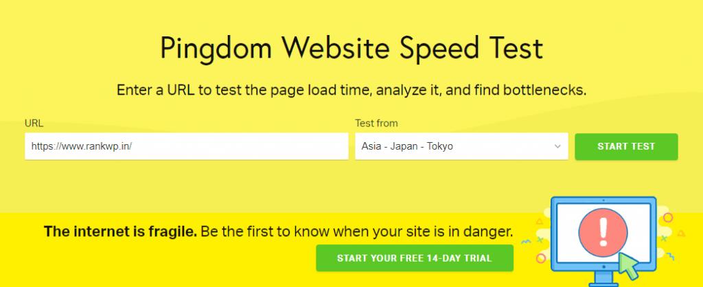 PingdTools-website-checker-tool