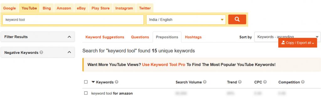 keywordtool-youtube-keyword-tool
