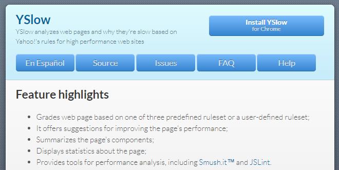 YSlow-website-checker-tool