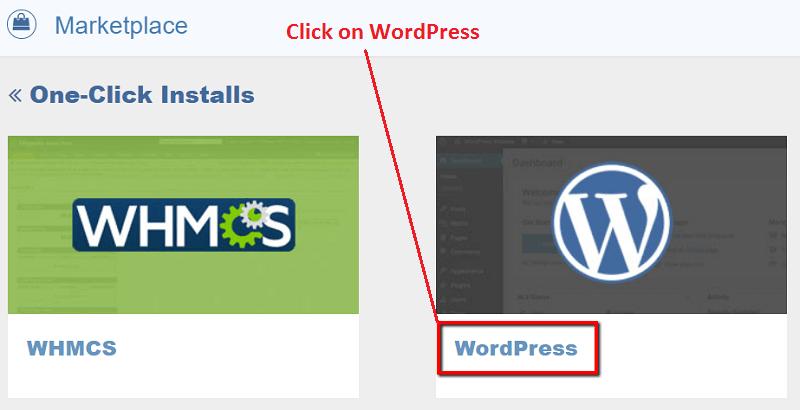 how-to-make-wordpress-from-hostgator