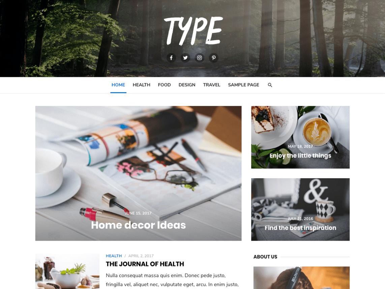 type-free-wordpress-blog-themes