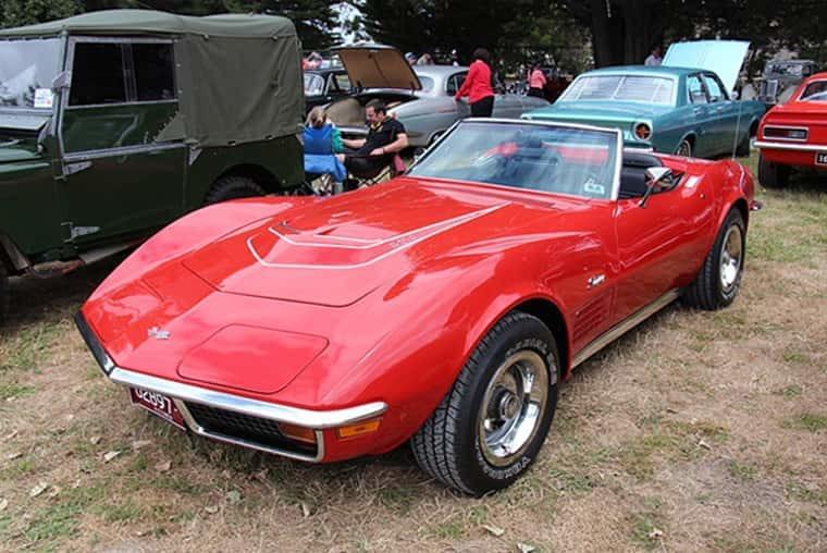 1972 Chevrolet C3 Corvette Convertible
