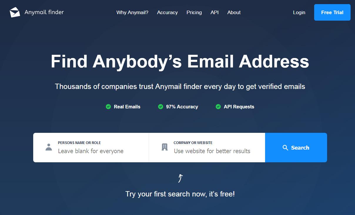 anymailfinder