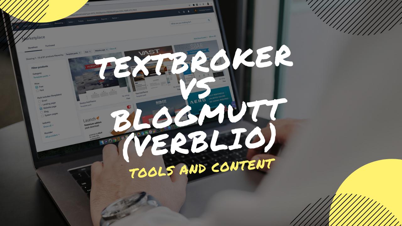 TextBroker vs BlogMutt